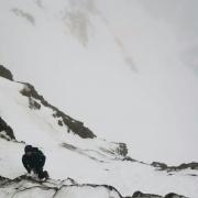 Freezing above 1100m on Ben Nevis