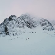 Minus 2 Gully and North East Buttress